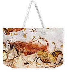 Lascaux Cows Horses And Deer Weekender Tote Bag