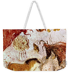 Lascaux Horse And Cows Weekender Tote Bag
