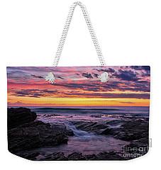 Last Sunset Of 2018 Weekender Tote Bag