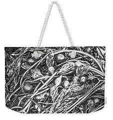 Left By The Sea #1 Weekender Tote Bag