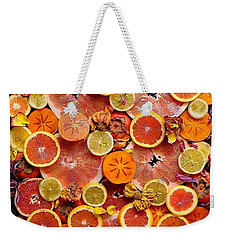 Let The Winter Sun Shine In Weekender Tote Bag