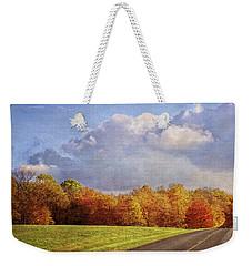 Let's Come Together Weekender Tote Bag