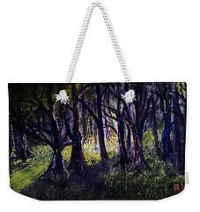 Light In The Forrest Weekender Tote Bag