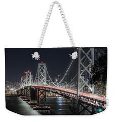 Lightspeed Weekender Tote Bag