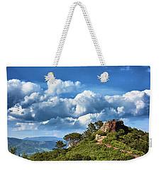 Like Touching The Sky Weekender Tote Bag