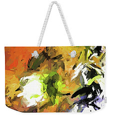 Lily For The Horses Weekender Tote Bag