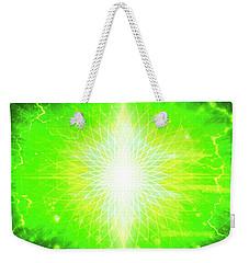 Limitless Heart Weekender Tote Bag