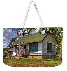 Lincoln Park History Museum - Vintage Weekender Tote Bag