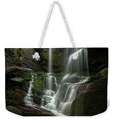 Linville Gorge - Waterfall Weekender Tote Bag