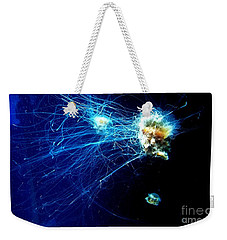 Lion-head Jellyfish  Weekender Tote Bag