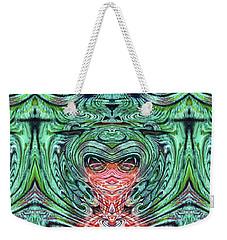 Liquid Cloth Weekender Tote Bag