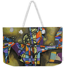 Local Resonance Weekender Tote Bag