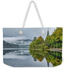 Loch Ard In Scotland Weekender Tote Bag