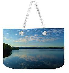 Loch Raven Reservoir Bridge Weekender Tote Bag
