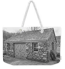 Lock House, Detail - Waterloo Village Weekender Tote Bag