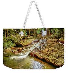 Long Falls Weekender Tote Bag