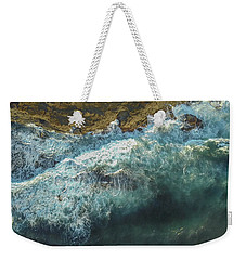 Longreef Waves Weekender Tote Bag