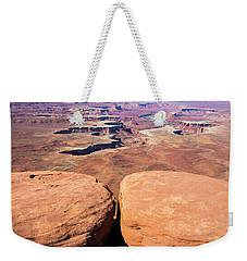 Look Out Point Weekender Tote Bag