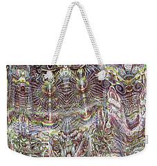 Looking Through Weekender Tote Bag