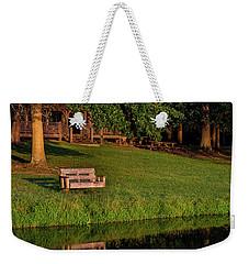 Lost Reflection Weekender Tote Bag