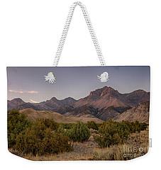 Lost River Twilight Weekender Tote Bag