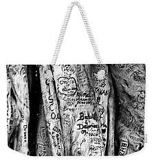 Love Signs Weekender Tote Bag