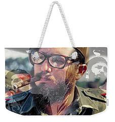 Loved Fidel Weekender Tote Bag
