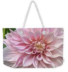 Lovely Dahlia Weekender Tote Bag