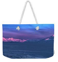 Magic Artic Weekender Tote Bag
