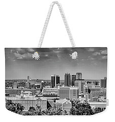 Magic City Skyline Weekender Tote Bag