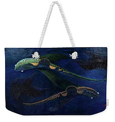 Magic Fish Weekender Tote Bag