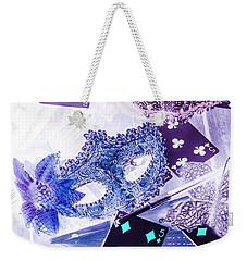 Magical Masquerade Weekender Tote Bag
