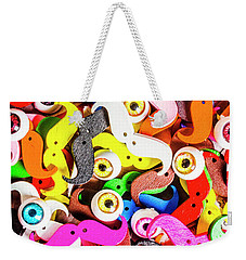 Make Your Own Hipster Weekender Tote Bag