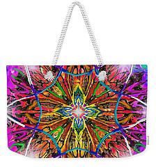 Mandala 12 11 2018 Weekender Tote Bag