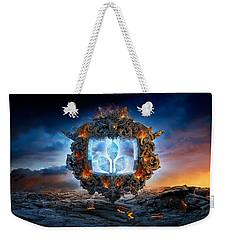 Mandalas 2 Weekender Tote Bag