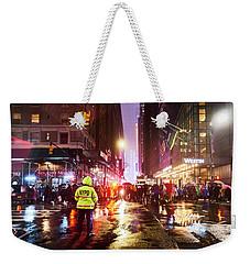 Manhattan Nye Weekender Tote Bag