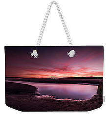 Marazion Sunset Weekender Tote Bag