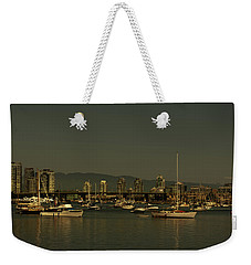 Marina Golden Hours Weekender Tote Bag