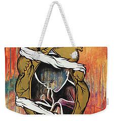 Marked By Love Weekender Tote Bag