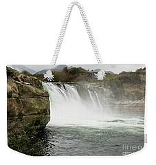 Maruia Falls Weekender Tote Bag