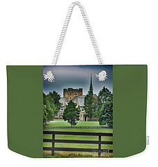 Mary Hall, Berry College Weekender Tote Bag