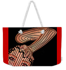 Mask Dont Hold Me Down Weekender Tote Bag
