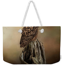 Master Of The Forest Weekender Tote Bag