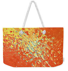 Matthew 6 13. The Glory Forever Weekender Tote Bag