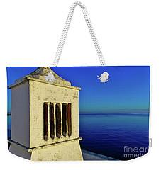Mediterranean Chimney In Algarve Weekender Tote Bag