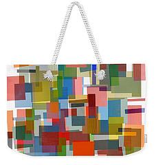 Melange 5.0 Weekender Tote Bag