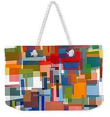 Melange 6.0 Weekender Tote Bag