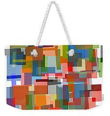 Melange 7.0 Weekender Tote Bag