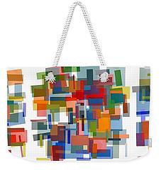 Melange 8.0 Weekender Tote Bag