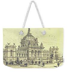 Memorial Hall, Centennial Weekender Tote Bag